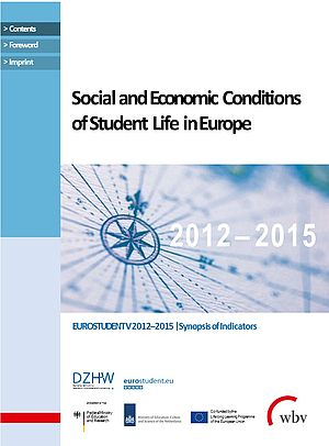 Social and economic conditions of student life in Europe